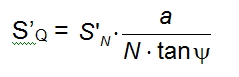 formula Sq'
